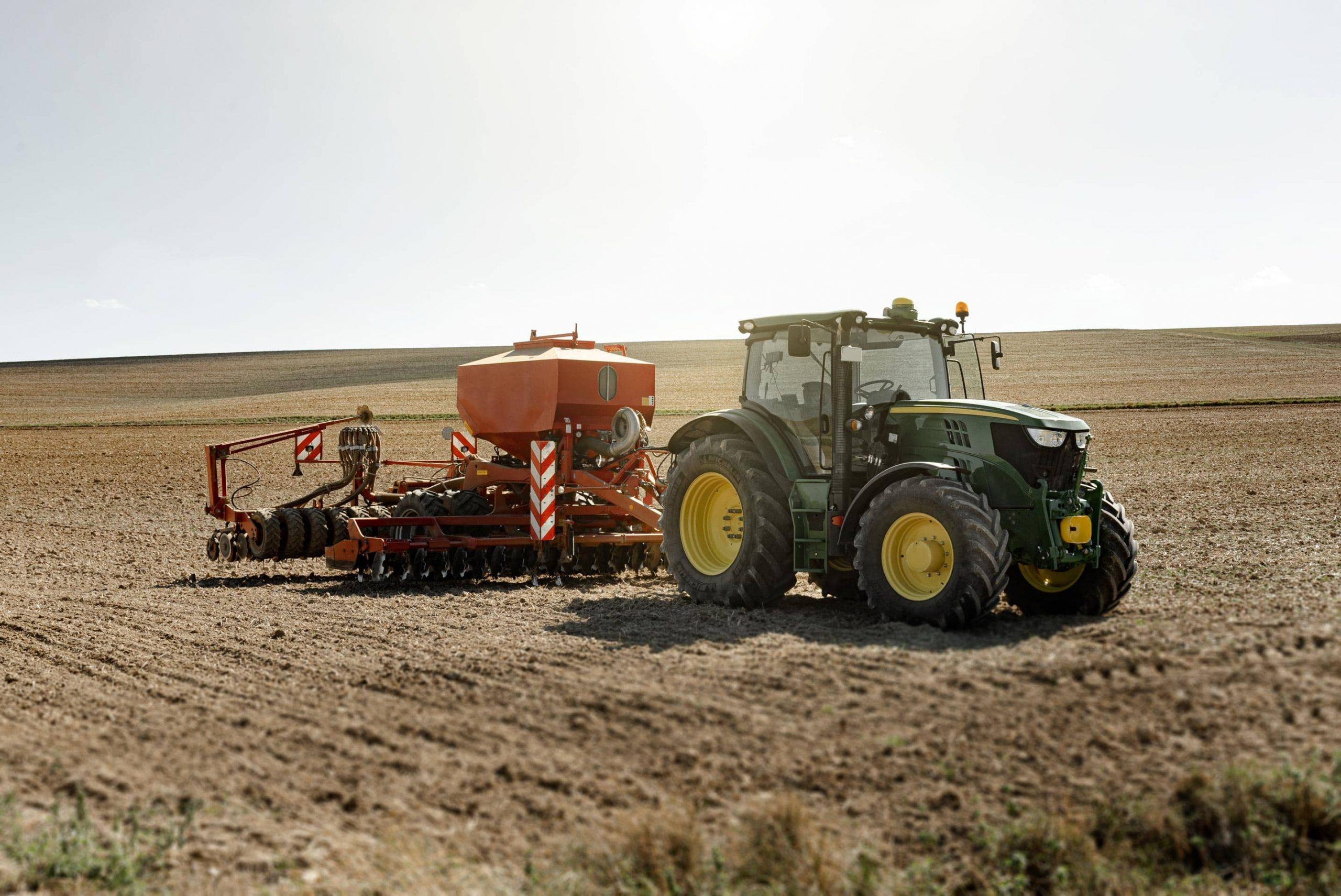 GPS-Ortung für Traktoren